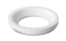 Glass or carbon-filled PTFE Gaskets